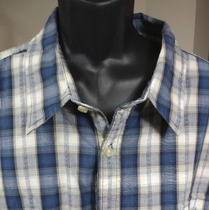 Foundry Button Up  NWOT